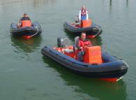 XS 460 500 540 570 Rescue Coach Rib Club RYA