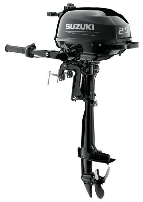 Suzuki df 2 5 s outboard motor engine best price uk 4 for Small 2 stroke outboard motors for sale