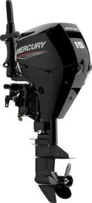 F 15 M ML ELPT Mercury Mariner 4 Stroke Outboard Motor Image