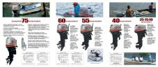 Best Price Outboard Motor Commerciual use 2 two Stroke Engine