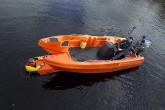 Club Rescue Boat Package Yamaha Mariner Suzuki Rib Newmatic