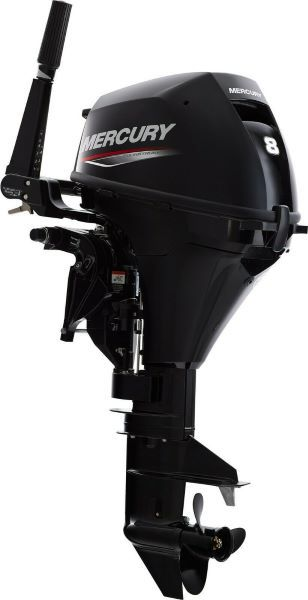 Mercury mariner f 8 m ml elh outboard motor engine best for Best price on outboard motors