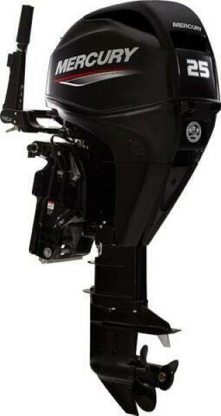 Mercury Mariner F 25 M Ml Elpt Outboard Motor Engine Best Price Uk 4 Stroke Specification F25