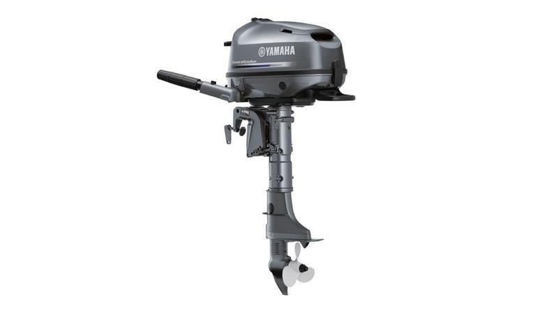F 5 Hp Outboard Motor Engine Yamaha Image