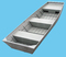 Marine Aluminium Jon Boats